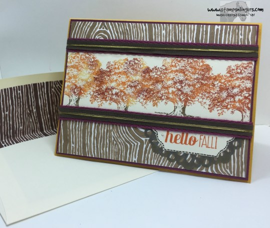Lovely as a Tree Hello Fall 7 - Stamps-N-Lingers