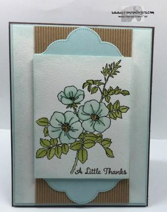 Sweetbriar Rose Thanks 1 - Stamps-N-Lingers