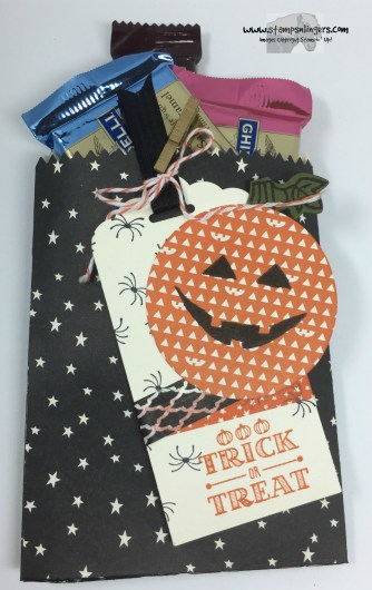 Thinllt Mini Treat Bag Halloween 3 - Stamps-N-Lingers