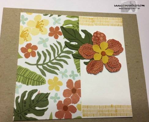 Botanical Gardens Sample - Stamps-N-Lingers