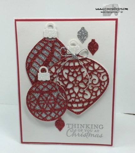 Delicate Embellished Ornaments 1 - Stamps-N-Lingers