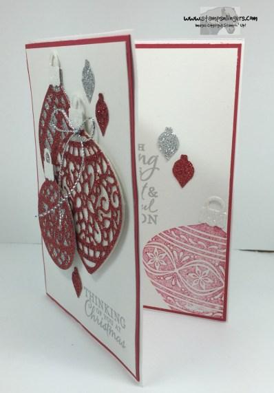 Delicate Embellished Ornaments 2 - Stamps-N-Lingers