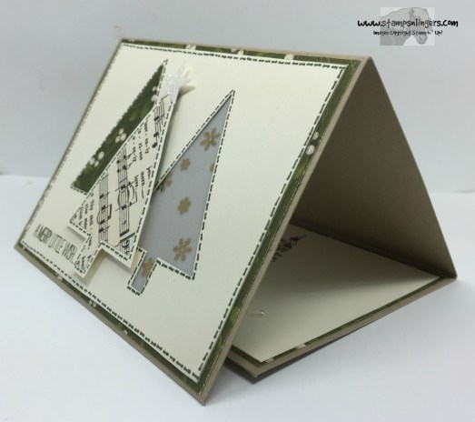 Festival of Tress Fun Fold 4- Stamps-N-Lingers