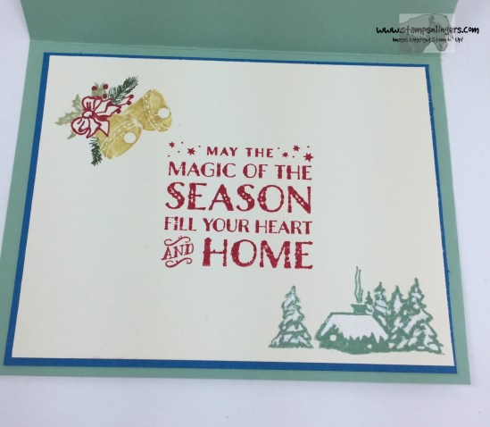 Home for Cozy Christmas 5 - Stamps-N-Lingers