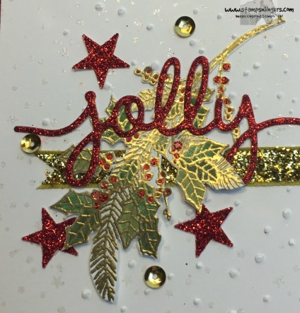 Jolly Holly Christmas 8 - Stamps-N-Lingers