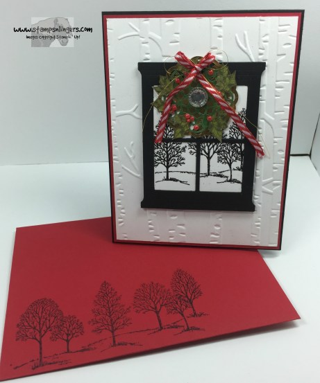 Lovely as a Tree Thru a Window 7- Stamps-N-Lingers