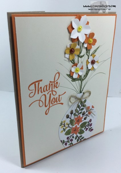 One Big Meaning Flower Vase 3 - Stamps-N-Lingers