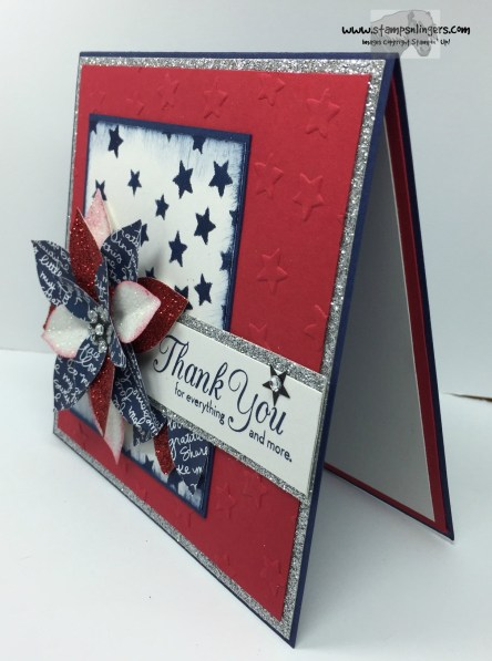 One Big Meaning Veteran's Day Card 2 - Stamps-N-Lingers