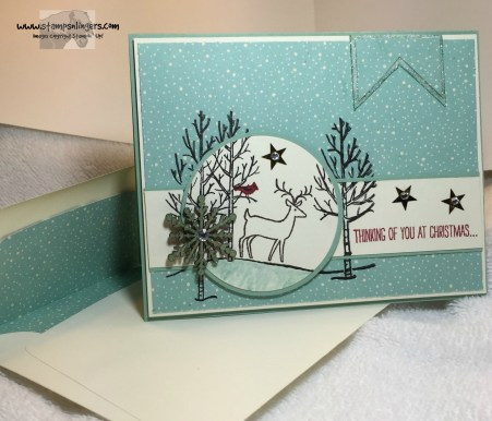 White Christmas 7 - Stamps-N-Lingers