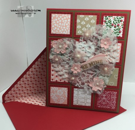 Bloomin' Love Blossoms 7 - Stamps-N-Lingers
