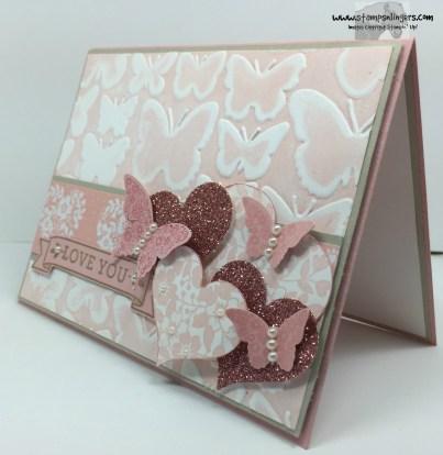 Fluttering Love Blossoms 3 - Stamps-N-Lingers