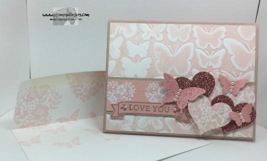 Fluttering Love Blossoms 6 - Stamps-N-Lingers