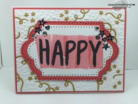 Layered Alphabet Happy New Year 1 - Stamps-N-Lingers