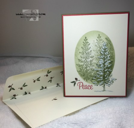 Lovely as a Tree 5 - Stamps-N-Lingers