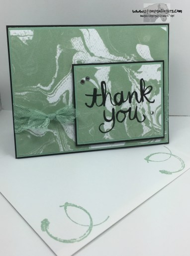 Watercolor Thank You 5 - Stamps-N-Lingers