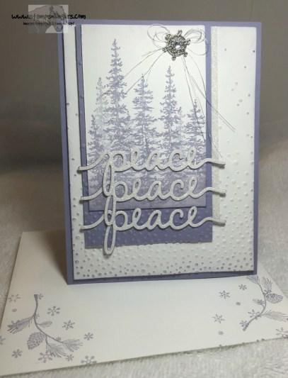 Wonderland Peace 5 - Stamps-N-Lingers