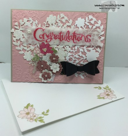 Bloomin' Heart Wedding Congrats 6 - Stamps-N-Lingers