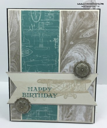 Going Places Sky High Birthday 1 - Stamps-N-Lingers