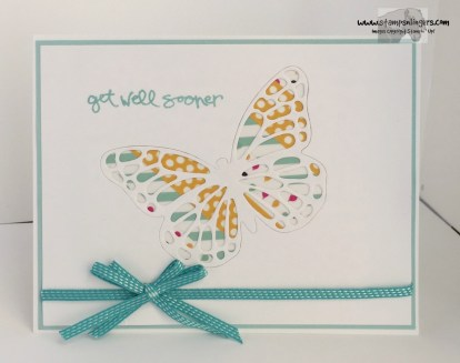Greatest Greetings Butterfly 1 - Stamps-N-Lingers