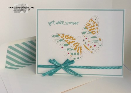 Greatest Greetings Butterfly 4 - Stamps-N-Lingers