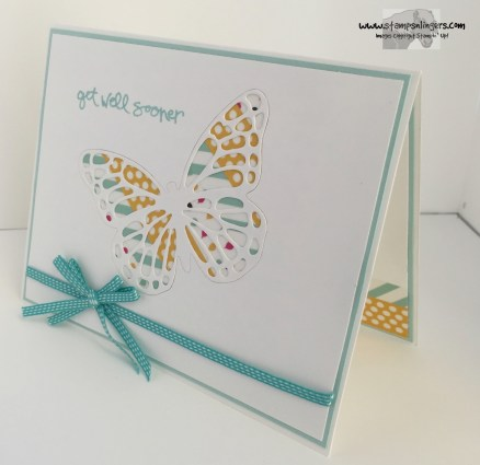 Greatest Greetings Butterfly 5 - Stamps-N-Lingers