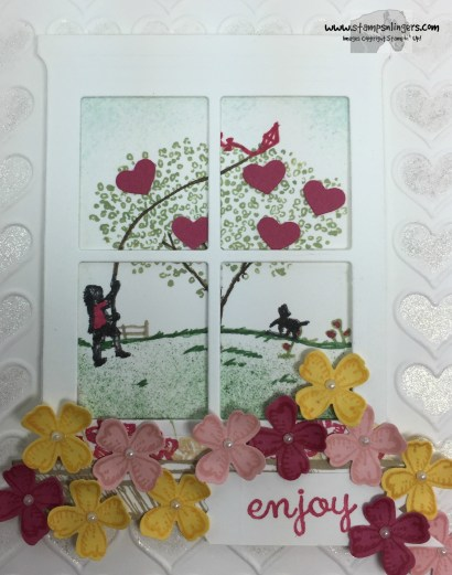 Happy Home Window 5 - Stamps-N-Lingers