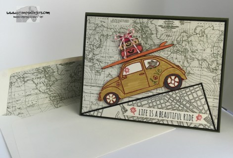 Life is a Beautiful Ride 7 - Stamps-N-Lingers