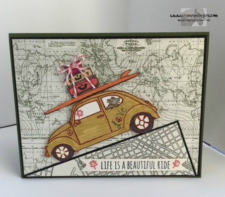 Life is a Beuatiful Ride 1 - Stamps-N-Lingers