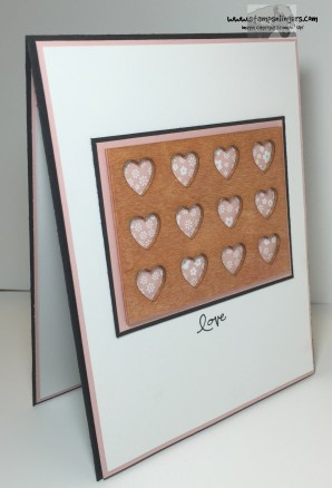 Love Blossoms Hearts Love 3 - Stamps-N-Lingers