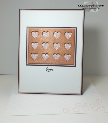 Love Blossoms Hearts Love 6 - Stamps-N-Lingers
