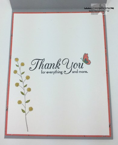 Wildflower Fields Thanks 5 - Stamps-N-Lingers