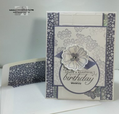 Beautiful Birthday Blossoms 8 - Stamps-N-Lingers