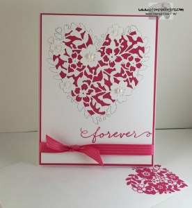 Bloomin' Heart Forever 5 - Stamps-N-Lingers