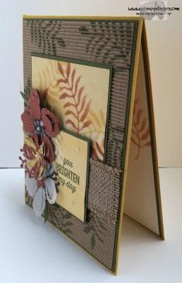 Botanical Builder Sunburst Sayings 2 - Stamps-N-Lingers