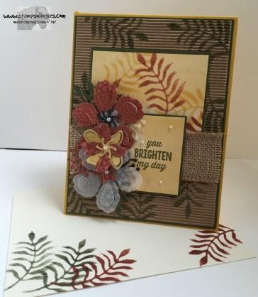 Botanical Builder Sunburst Sayings 4 - Stamps-N-Lingers