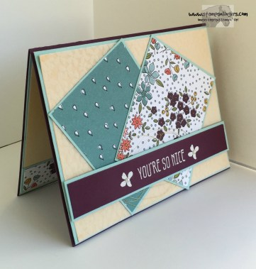 Botanicals Thanks For You 3 - Stamps-N-Lingers