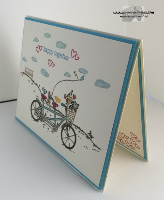 Pedal Pushe Happy Home 2 - Stamps-N-Lingers