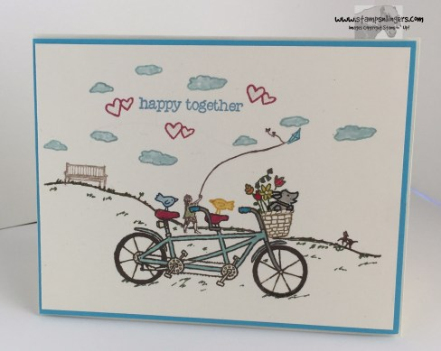 Pedal Pusher Happy Home 1 - Stamps-N-Lingers