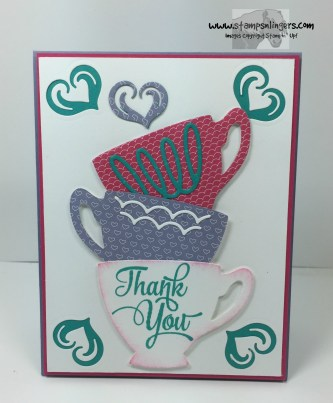 A Nice Cuppa Thanks 2 - Stamps-N-Lingers