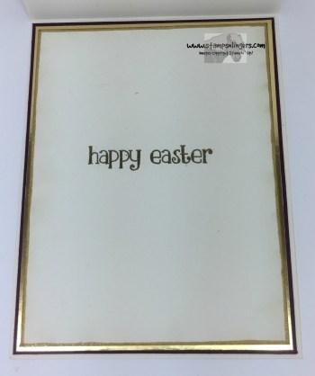 Botanical Easter Cross 5 - Stamps-N-Lingers