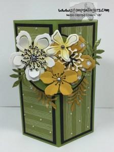 Botanical Fun Fold 1 - Stamps-N-Lingers