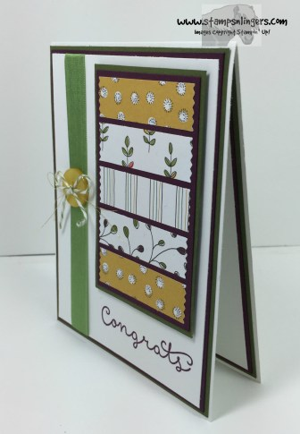 Cottage Greetings Congrats 3 - Stamps-N-Lingers
