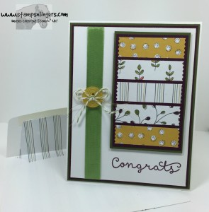Cottage Greetings Congrats 7 - Stamps-N-Lingers