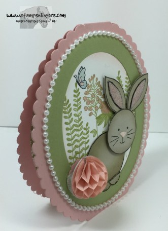 Friends & Flowers Easter Bunny 7 - Stamps-N-Lingers
