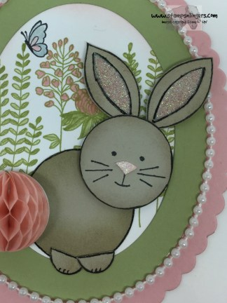 Friends & Flowers Easter Bunny 9 - Stamps-N-Lingers