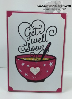 Get Well Melon Mambo Soup 1 - Stamps-N-Lingers