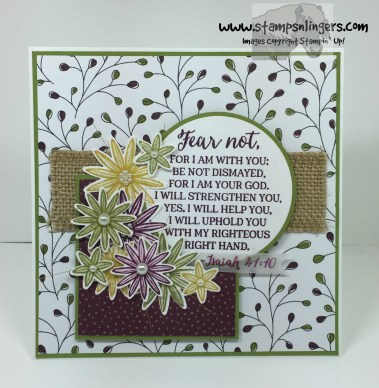 Grateful Bunch WIldflower Fields 2 - Stamps-N-Lingers