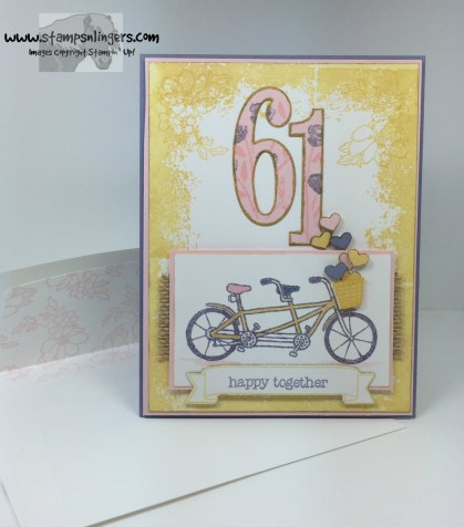 Pedal Pusher Years Anniversary 3 - Stamps-N-Lingers