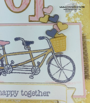 Pedal Pusher Years Anniversary 7 - Stamps-N-Lingers