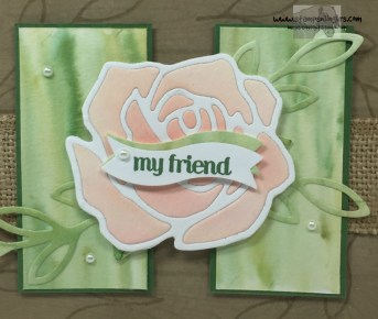 Rose Wonder Beautiful Blessing 2 - Stamps-N-Lingers